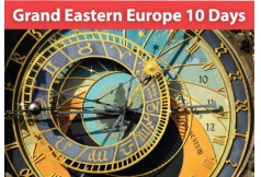 Grand Eastern Europe 10 Days / TG 0