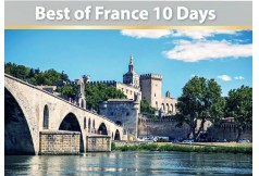 Best of France 10 Days 0