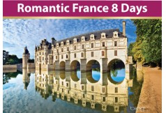 Romantic France 8 Days 0
