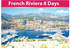 French Riviera 8 Days 0