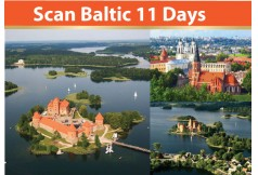 Scan Baltic 11 Days  0