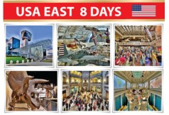 USA EAST 8 Days  (revise 2) 0