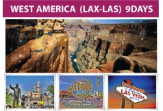 PACKAGE WEST AMERICA (LAX-LAS) 9DAYS   (CI) -Revise