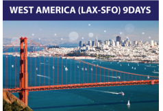 PACKAGE WEST AMERICA (LAX-SFO) 9DAYS - Revise 0