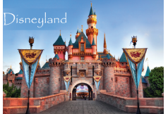 WEST AMERICA (LOS-LAS-SFO) 8D5N (CI)--Disney +Grand Canyon