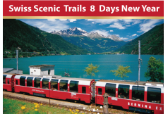 Swiss Scenic Trails 8 Days ปีใหม่