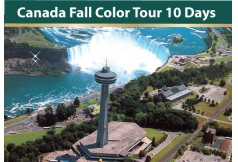 Canada Fall Color Tour 10 Days