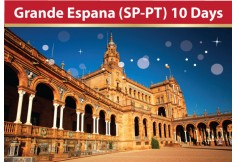 Grande España (SP-PT) 10 Days