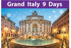 Grand Italy 9 Days / TG 0