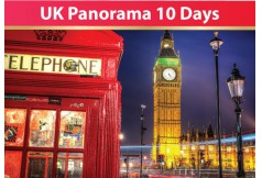 UK Panorama 10 Days
