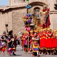 เทศกาลบูชาพระอาทิตย์inti-raymiincan-festival-of-the-sun