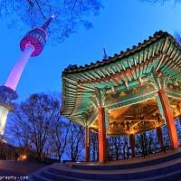 หอคอยเอ็นโซลn-seoul-tower
