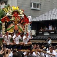 เทศกาล-ฮะคะตะ-ดงทะคุhakata-dontaku