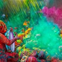 holi-color-festivalอินเดีย